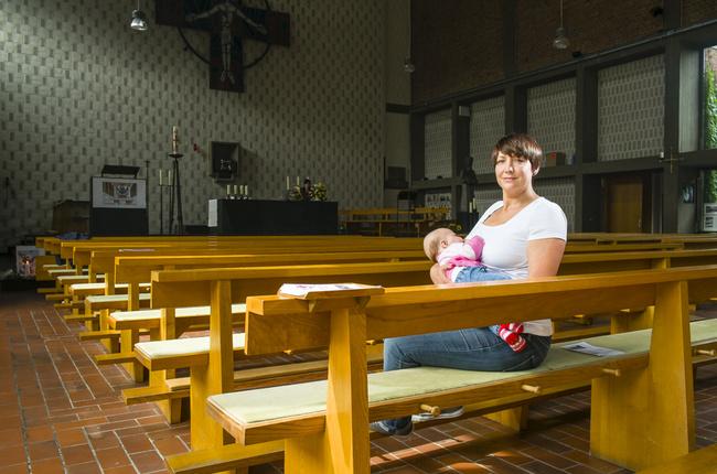 still leben kirche
