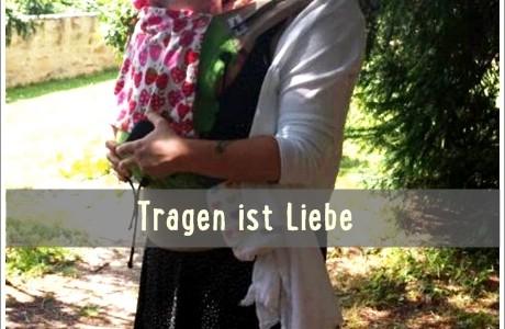 """""""Meine Kinder lieben es!""""::: Tragen ist Liebe… Bericht von Mira"""