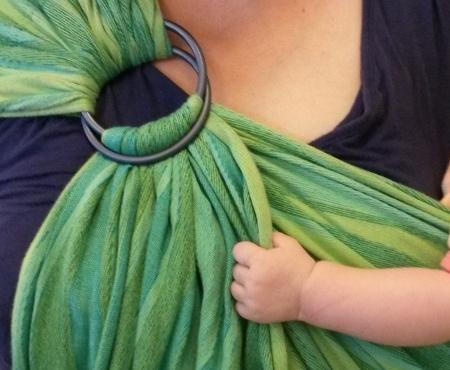 Ringsling grün