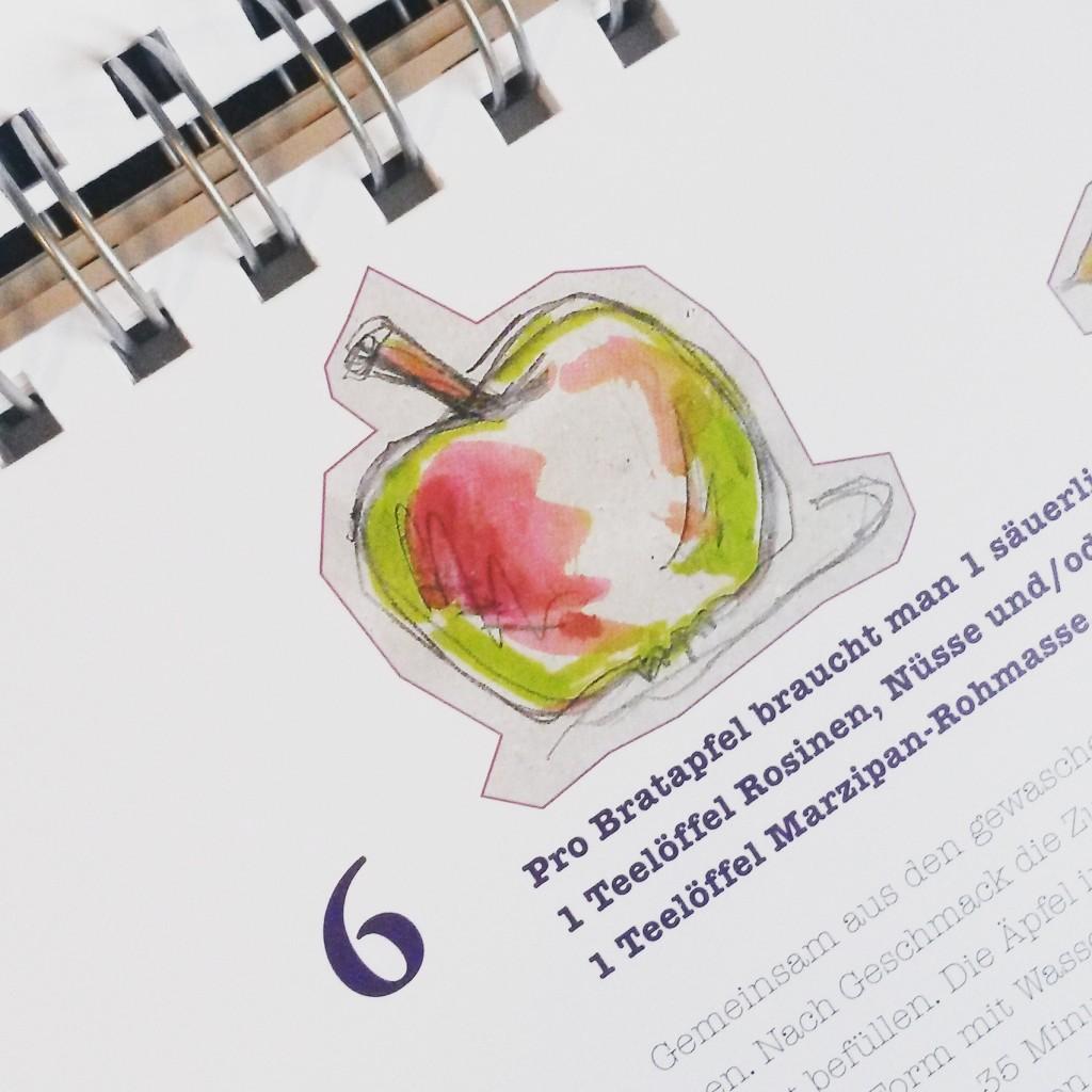 Kalender Bratapfel