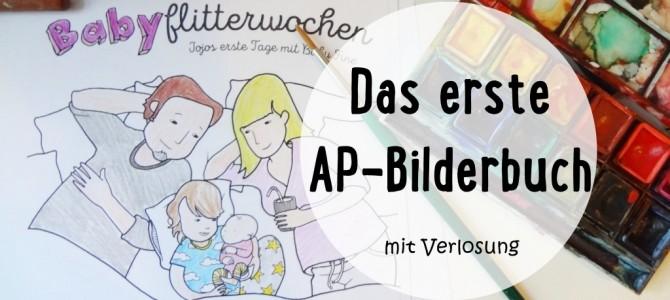 Jojo&Fine- das erste AP-Bilderbuch*** Test&Verlosung